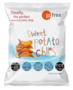 go free® sweet potato chips